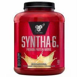 Powder Whey Protein Isolate BSN Syntha 6, 5lbs, Non prescription