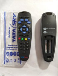 Set top box Black Tata Sky Remote Control