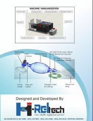Portable And Transport Ventilator