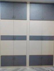PVC Bedroom Cupboard