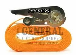 Container Ratchet Lashing strap