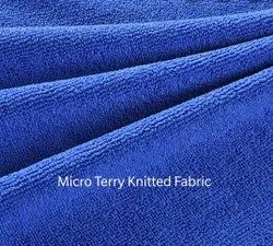 Micro Terry Knitted Fabrics