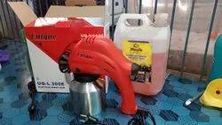 Transair Sanitiser spray gun