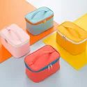 Makeup Bags, Cosmetic Bag For Women New Fashion Design Bags Manufacturer And Exporters India