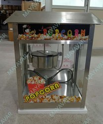 Stainless Steel Popcorn Making Machine