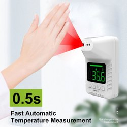 Contactless Transair wall mounted thermal scanner