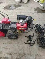 Power Tiller Rico Italy Diesel