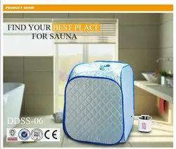 Acupressure Health Blue Commercial Steam Bath