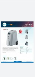 Elmaslar oc5plus oxygen concentrator