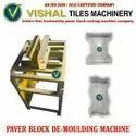 Plastic Paver Demoulding Machine