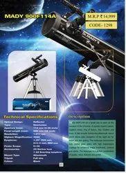 Dr Mady 114AZ Reflector Telescope , Focal 900mm