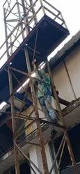 Industrial Shed Structure Painting Services, Location Preference: Local Area