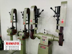 Abrasive Belt Grinding Machine