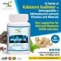 Kabasura Kudineer Tablets ' HERBISVIR '
