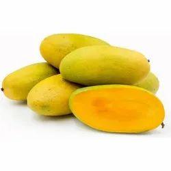 Green Natural Dusheri Mango, Crate, Packaging Size: 20 Kg