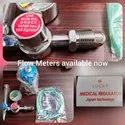 Oxygen Flow Meter With humidifier Bottle