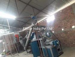 Elizon Automatic Detergent Soap Making Machine, Three Phase, Production Capacity: 50 Kgs Batch