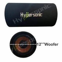 Black Hypersonic Base Tube, Size: 12inch