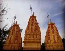 Fiber Shikhar Temple