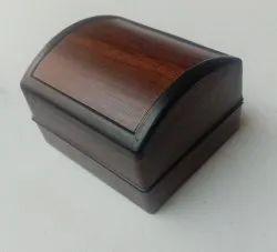 Plastic Square Ring box