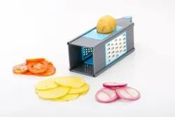 4 In 1 Vegetable Greater And Slicer