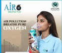 Air6 12 Litres Portable Oxygen Can