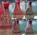 Designer Embroidery Lehengas