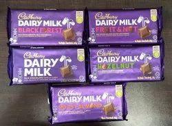 Cadbury Dairy Milk 165g (imported)