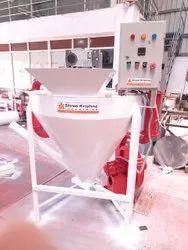 Plastic Granules mixer