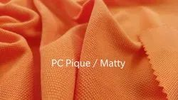 PC Pique Knitted Fabrics