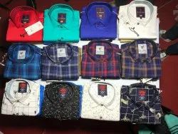 Collar Neck Mens Shirt