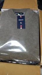 GRAVIT 1977 30 colours Men'S Pullover Sweater Acrylic Blend, Size: 22 To 48