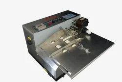 Solid Hot Ink Batch Coding Printing Machine