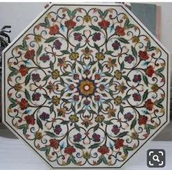 50 Square Feet Marble Inlay Work, in World Wide