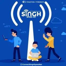Singh Speed Net Internet Service Providers, in Mumbai, Unlimited