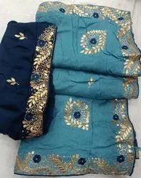 Pure Rasiyan And Chinon Silk Saree