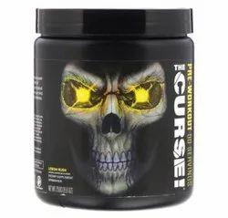 The Curse Pre Workout, 50 Servings, Non prescription