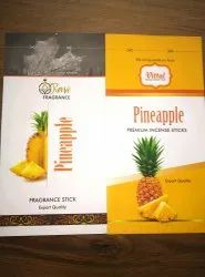Pineapple Incense Stick pouch