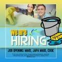 Home Maid Jobs Services
