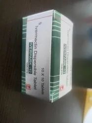 Iverpark-12 Ivermectin 12mg Tablets