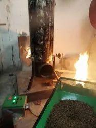 Biomass Pellets Burner