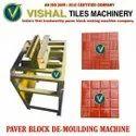 Parking Tiles Demoulding Machine