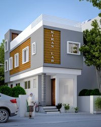 3d Visualization Architecture Visualization Architectural Designing Services, Service Provider, Ichalkaranji