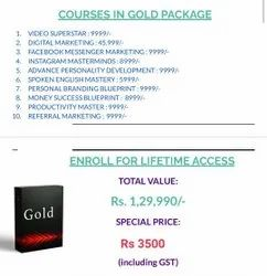 Gold Pack Course