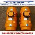 Electric Concrete Vibrator Motor
