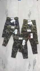 Kids Army Joggers