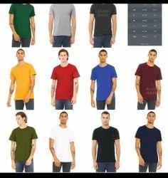 Unisex Half Sleeve Bio Washed Cotton T Shirts