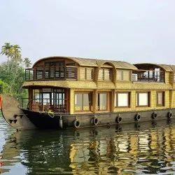 Day Trip Houseboat In Alleppey