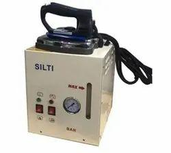 Portable Boiler with Iron