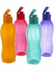 Tupperware Fliptop Water Bottles 750ml